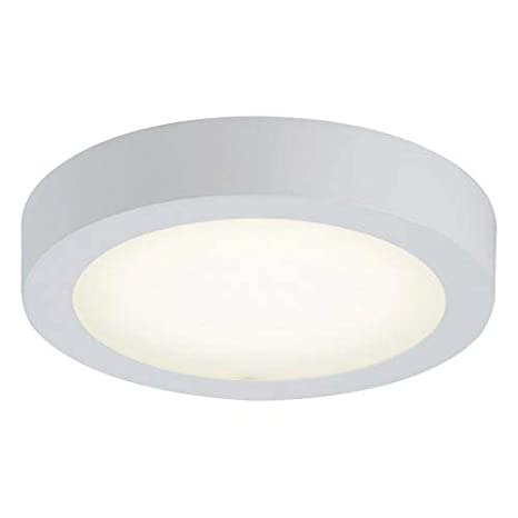 Amazon.com: PLC Lighting 7422 WH único techo: Home Improvement
