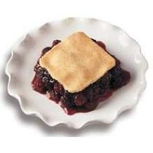 Sara Lee Chef Pierre Blackberry Cobbler, 5 Pound -- 4 per case.