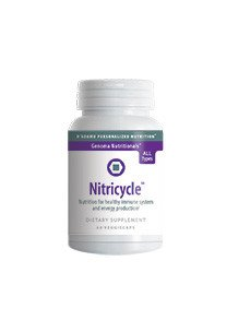 D'Adamo Personalized Nutrition - Nitricycle 60 vcaps