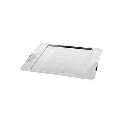SteelForme Rectangular Tray, Silver, 13