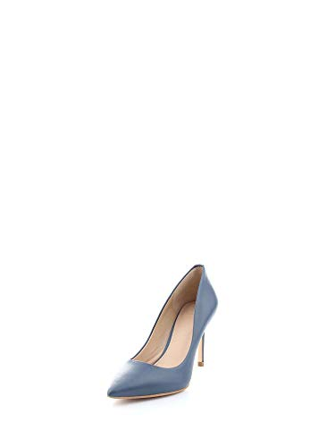 Escarpins Flbnn1lea08 Guess Bleu Guess Femme Flbnn1lea08 Ywv1fxqtw