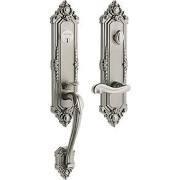 Baldwin Hardware 5399.050.A Thick Door Kit by Baldwin