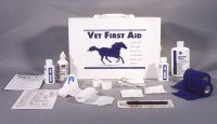 Horse Barn First Aid Kit (Horse First Aid Kit)