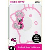 Hello Kitty iPad mini Portfolio Case - Retail Packaging - Black
