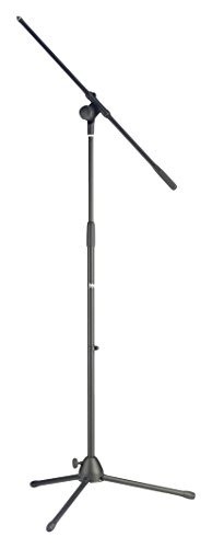 (Stagg MIS-1022BK Microphone Boom Stand)