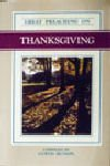 Download Great Preaching on Thanksgiving Volume 9 ebook