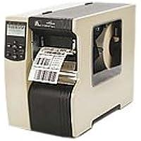 ZEBRA TECHNOLOGIES 116-801-00001 Printer, RFID Ready, 4 DT/TT Tabletop, 600 DPI