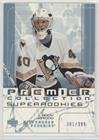 (Andy Chiodo #/399 (Hockey Card) 2003-04 Upper Deck Premier Collection - [Base] #121)