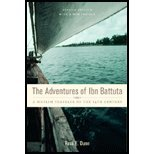 img - for Adventures of Ibn Battuta - Muslim Traveler of the Fourteenth Century (REV 05) by [Paperback (2004)] book / textbook / text book