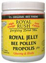 Freeze Dried Royal Jelly + Pollen, Propolis, Ginseng & Herbs - 9800mg YS Eco Bee Farms 5 oz Powder