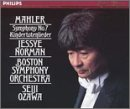 Mahler: Symphony No. 7 in E minor / Kindertotenlieder ~ Ozawa / Norman