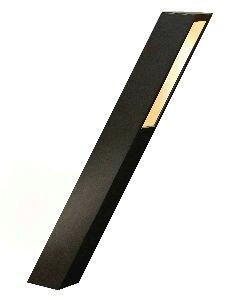 Hinkley Lighting 1548BZ-LED Pisa LED Path Light with 2.4-Watt 12-Volt LED Light Source, Bronze Powder Coat by Hinkley