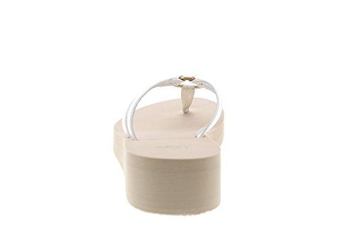 Ugg Damenschuhe - Zehentrenner Sandie 1019875 - White White