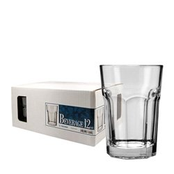Challenger 12 Oz. Beverage Glass (07-1859) Category: Iced Tea and Soda Glasses