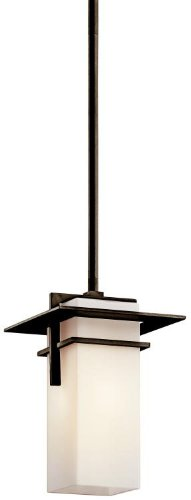 Kichler 49640OZ Caterham Indoor/Outdoor Pendant