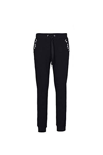 Poches Pantalon Caf Noir LJF123010XL XL avec Nero I17 Cristal 010 Sweat vBvwqg
