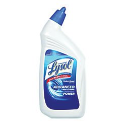 Lysol(R) Professional Disinfectant Power Toilet Bowl Cleaner, 32 Oz., Case Of 12