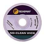 Desoldering Wick, 5' Medium .075 No Clean by Tech Spray
