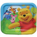 : Winnie the Pooh Together Times - Party Supplies - Dinner Plates