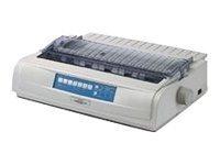 OKI Microline 421n – printer – B/W – dot-matrix (62418803) –