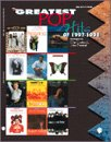 The Greatest Pop Hits Of 1997-1998, Alfred Publishing Staff, 0769258409