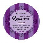 Polish 4 Nail Piece (Absolute Nail Polish Remover Pads Lavender Scent - 4 pieces)