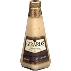 Girard\'s Salad Dressing Champagne 12 Oz (Pack of 2)