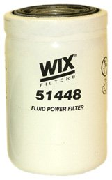 WIX Filters - 51448 Heavy Duty Spin-On Hydraulic Filter, Pack of 1