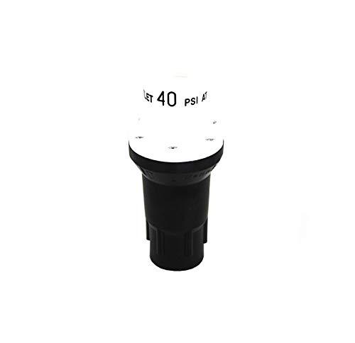 "Plastic Pressure Regulator - Senniger Pressure Regulator 40 PSI 3/4"" FNPT Qty 1 by Growers Solution"