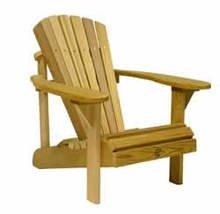 Bear Chair Kids Muskoka Chair Kit - Cedar