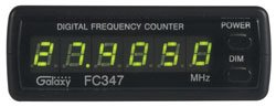 Counter Frequency - FC-347 FREQUENCY COUNTER FOR DX-33/44/77