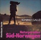 Naturparadies Südnorwegen .auf indianischen Schneeschuhen über die Hardanger Vidda