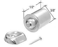 Nickel Plated Shower Bullet Catch