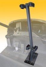 Golf Cart Gun Rack (Madjax Universal Golf Cart Adjustable Quick Release Gun Rack)