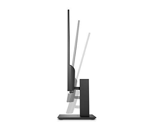 "HP 24fh - Monitor de 23.8"" FullHD (1920x1080, IPS, 16:9, HDMI 1.4 x1, 60 Hz, Flicker Free, Antireflejo, Low Blue light, Ajustable), Negro"
