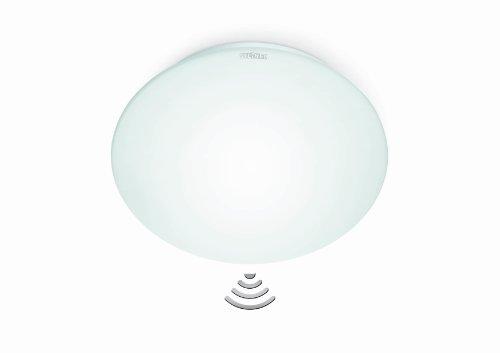 Plafoniere Con Sensore Di Presenza : Steinel lampada per interni rs 16 l bianca con sensore di movimento