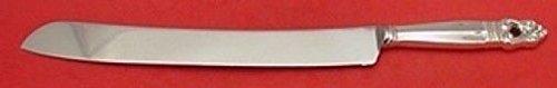 ROYAL DANISH BY INTERNATIONAL STERLING SILVER WEDDING CAKE KNIFE CUSTOM HHWS (Sterling Silver Cake Knife)