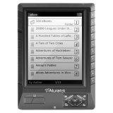 Aluratek LIBRE AEBK01FS Digital Text Reader – DJ8583, Best Gadgets