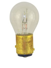 Miniature Bulb Bay15d Base (Replacement CATERPILLAR TRACTOR 7S1800 Replacement Light Bulb)