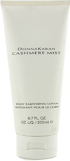 Cashmere Mist By Donna Karan For Women. Body Cleansing Lotion 6.7 Ounces (Pack of 2)