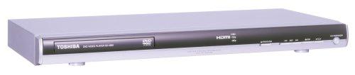 Toshiba SD-4990 Upconverting Progressive Scan DVD Player ()