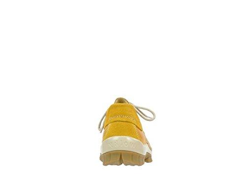 20910 Jaune Sandals Leather Wolky Womens Cuir 3204 Jewel wXqXzP47