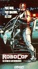 Robocop VHS Tape