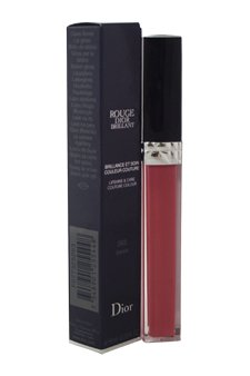Christian Dior Rouge Brilliant Lipshine & Care, No. 263 Swan, 0.2 Ounce