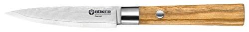 UPC 788857012062, Boker Damascus Olive Wood Paring Knife
