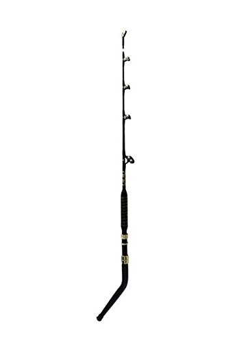 Bent butt fishing rod 80 - 100 lb. Blue Marlin Tournament Edition!