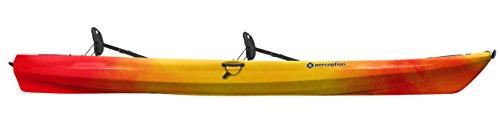 Perception Pescador Sit On Top Tandem Kayak