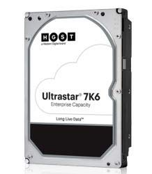 "Western Digital 6TB Ultrastar DC HC310 7200 RPM SATA 6.0Gb/s 3.5"" Data Center Internal Hard Drive Model 0B36039"