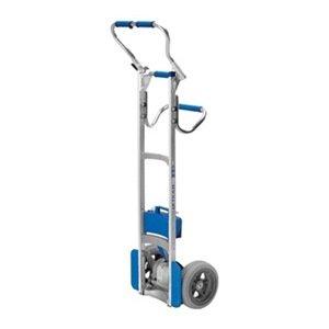Wesco 274147 Power Liftkar SAL Stair Climbing Fold-L Frame Hand Truck, Pneumatic Tire, 300-lb. Capacity, 19'' Width x 64-1/2'' Height