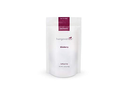 HangoverTea All Natural Hangover Cure-Blissberry Tea (1.23 ounces) ()